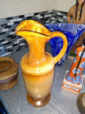 Beautiful rare mid century royal haeger pitcher for Sale for sale  Sandy, OR