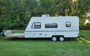 Trailer White Camper for Sale in Houston, TX
