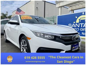 2016 Honda Civic Sedan for Sale in Chula Vista, CA