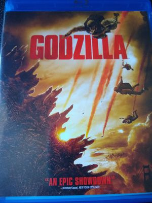 Godzilla Blu Ray Digital Code for Sale in Fall River, MA