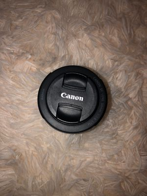 50mm f1.8 lens for Canon for Sale in Tamarac, FL