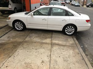 2008 Hyundai Azera limited edition for Sale in Philadelphia, PA