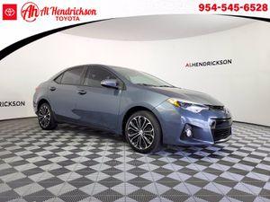 2015 Toyota Corolla for Sale in Coconut Creek, FL