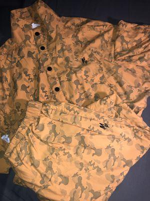 Mistress rocks camo track suit for Sale in Lilburn, GA