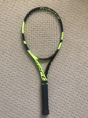 Babolat pure aero tennis racket for Sale in Chino Hills, CA