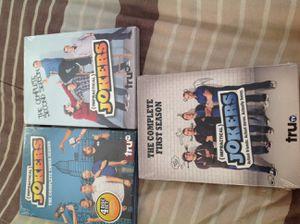 Impractical joker DVDs for Sale in Bear Creek, NC