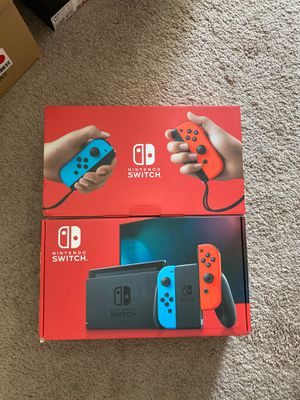 Nintendo Switch for Sale in Redwood City, CA