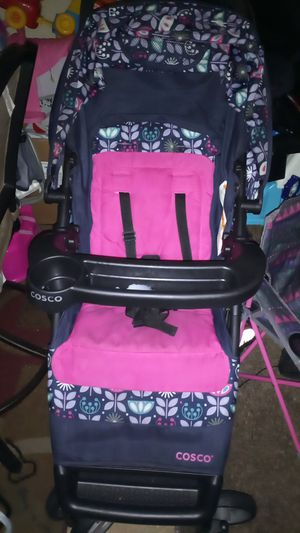 Stroller with car seat to match.. for Sale in Greenville, SC