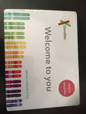 23andMe Health and Ancestry Saliva Kit for Sale in Denver, CO