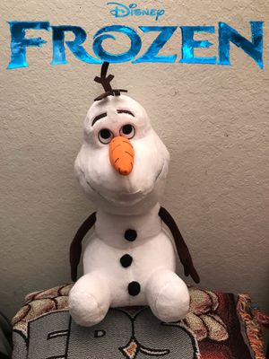 FROZEN OLAF - BIG SOFT PLUSHY / BRAND NEW for Sale in Ontario, CA