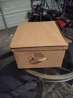 Pop up storage box for Sale in Smyrna, TN