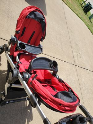 Baby jogger city select stroller for Sale in Allen, TX