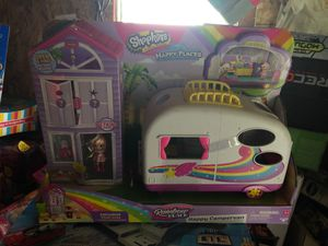 Shop kins happy camper van for Sale in Everett, WA
