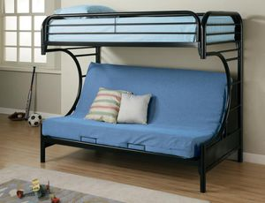 Brand New Futon Bunk Bed for Sale in Denver, CO
