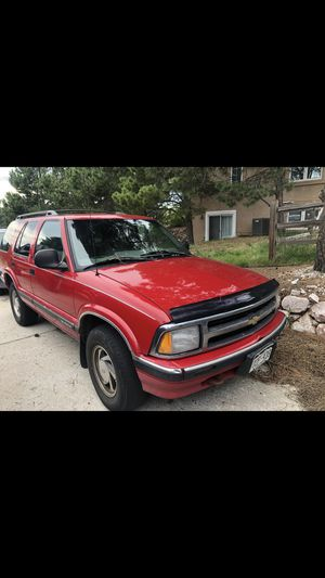 96' Chevy blazer for Sale in Monument, CO