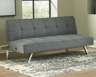 🔥New! Grey urban POWER USB sofa bed sleeper futon for Sale in San Diego,  CA