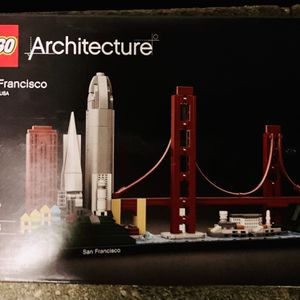 LEGO®️ Architecture San Francisco, CA for Sale in Seattle, WA