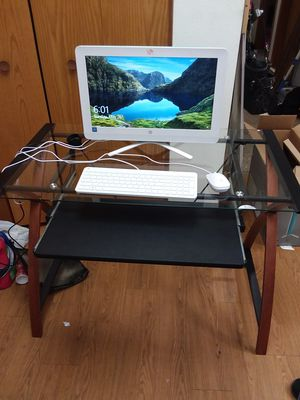 Hp all in one desktop for Sale in Ames, IA