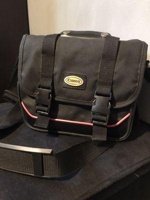 Canon camera bag for Sale in Summit, IL