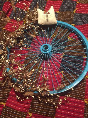 Bike Rim Wreath for Sale in Lewisburg, WV