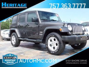 2016 Jeep Wrangler Unlimited for Sale in Virginia Beach, VA