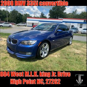 2008 BMW 335i Twin Turbo for Sale in Highpoint, NC