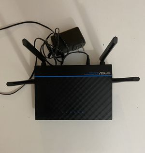 WiFi Router Asus RT-ACRH13 Wireless AC1300 for Sale in Davie, FL