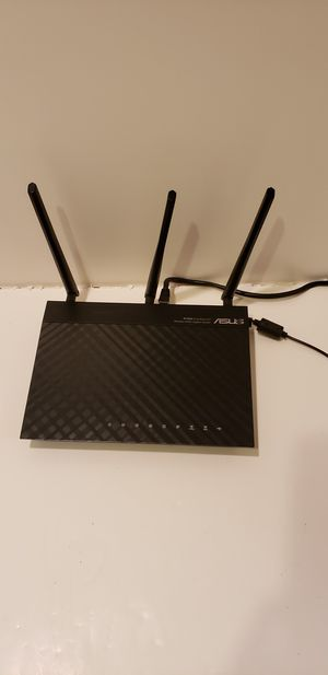 Asus dual band router for Sale in Bothell, WA