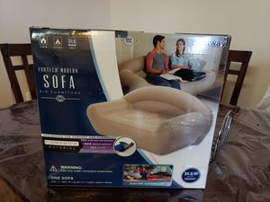 Inflatable 3 couch for Sale in St. Louis, MO