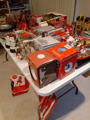 Coca cola collectibles for Sale in Portland, OR