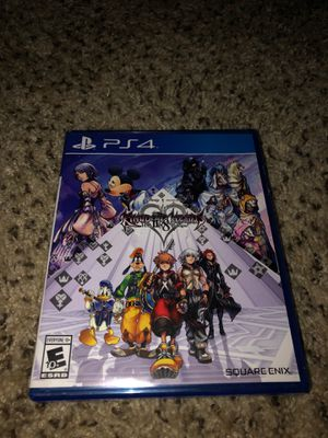 KINGDOM HEARTS 8 FINAL CHAPTER for Sale in Arlington, TX