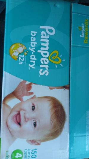 Pampers Diapers for Sale in San Jose, CA
