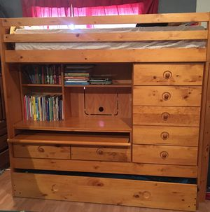Loft Bed for Sale in Tracy, CA
