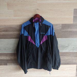 Reebok windbreaker Vintage jacket for Sale in San Leandro, CA