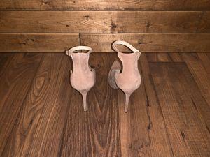Pink Suede Heels for Sale in Nashville, TN