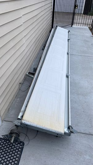 Garage door 16x6 for Sale in Lincolnwood, IL