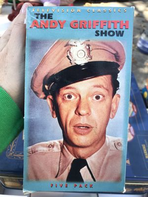 Andy Griffith VHS tapes for Sale in Winterville, NC