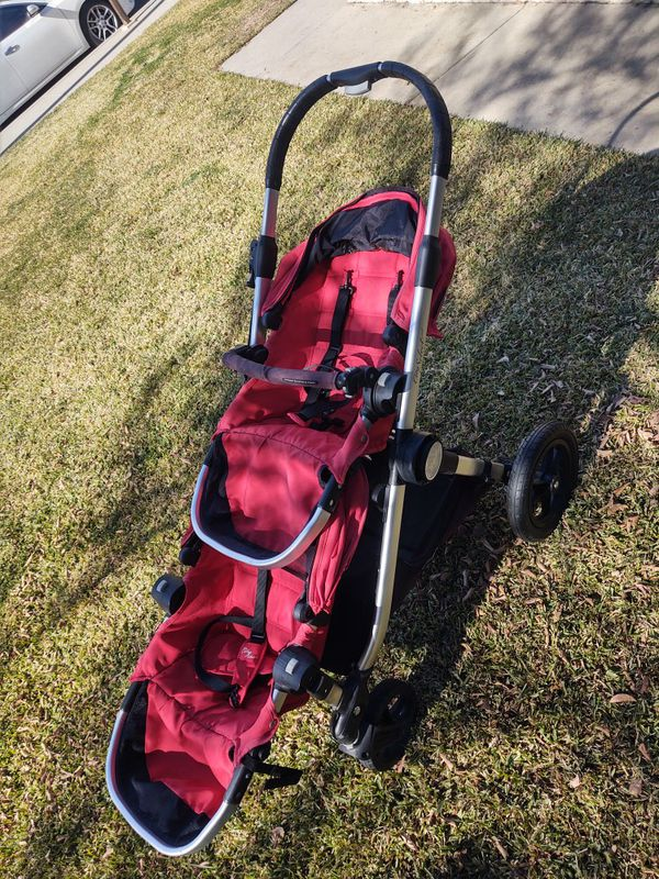 City Select Double Jogging Stroller