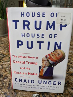 Craig Unger House of Trump House of Putin book for Sale in Santee, CA
