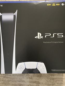 PS5 PlayStation 5 Digital Edition for Sale in Pittsburgh,  PA