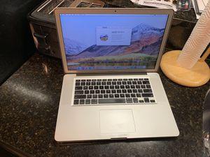 """2011 15"""" Macbook Pro i7 8gb 750gb for Sale in Vernon Hills, IL"""