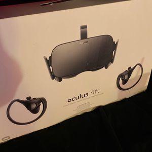Oculus Rift for Sale in Arlington, VA