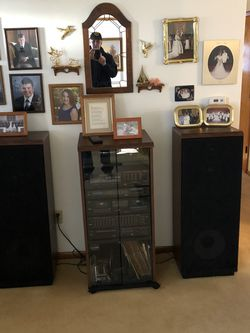 Stereo System Turn Table And Tape Deck Equalizer for Sale in Murrysville,  PA