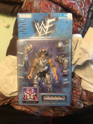 Wwf Action figure Lod 2000 hawk Space domination for Sale in Columbus, OH