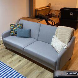 NEW Futon Sofa (very Comfortable!) for Sale in Washington,  DC