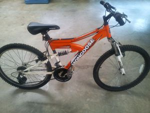 Mongoose Mountain bike for Sale in Roanoke, VA