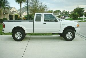 2OO2 Ford Ranger alloy wheels for Sale in Killeen, TX