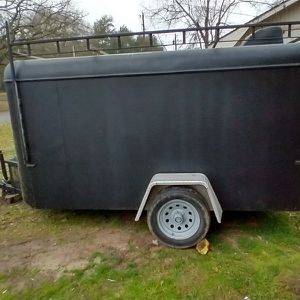WorkTrailer Enclosed for Sale in Royse City, TX