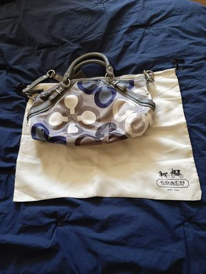 I can coach purse with travel bag for Sale in Salt Lake City, UT