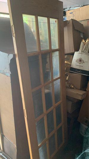 OakFrench doors for Sale in Elk Grove Village, IL